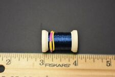 12 Yards 33 Gauge 1 GREEN Spool of  Small  Copper Wire for Fly Tying