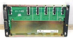 AUTOMATION DIRECT 4 SLOT DIRECT LOGIC CHASSIS RACK D4-04B-1