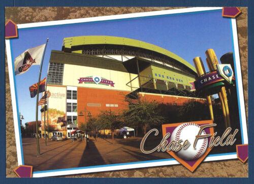 Home of the Arizona Diamondbacks Chase Field Baseball Stadium