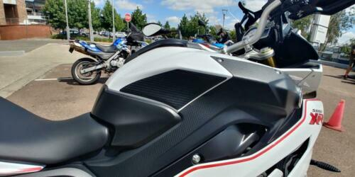 Almohadillas de tanque de rodilla rubbatech AK Carbono BMW S1000XR
