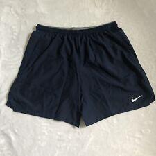 atleta ricevere Spietato  Nike Untouchable Woven Football Training Shorts Men's Large Black 889167  for sale online | eBay