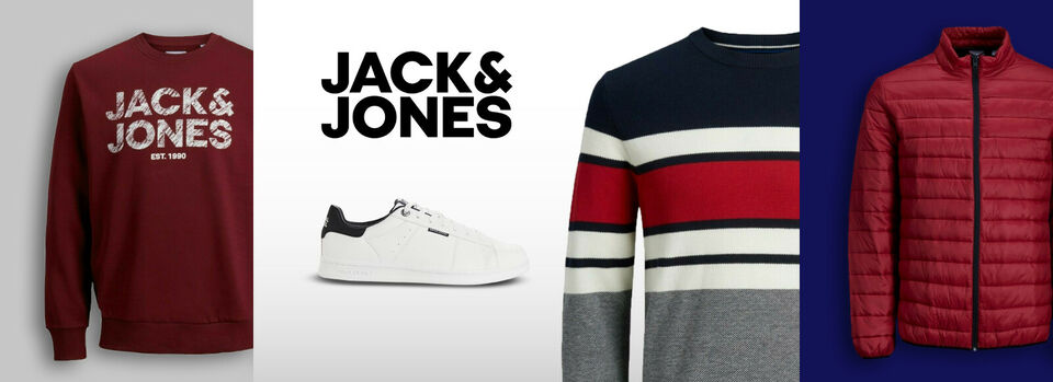 Comprar - ¡Hasta el -40% en Jack and Jones!