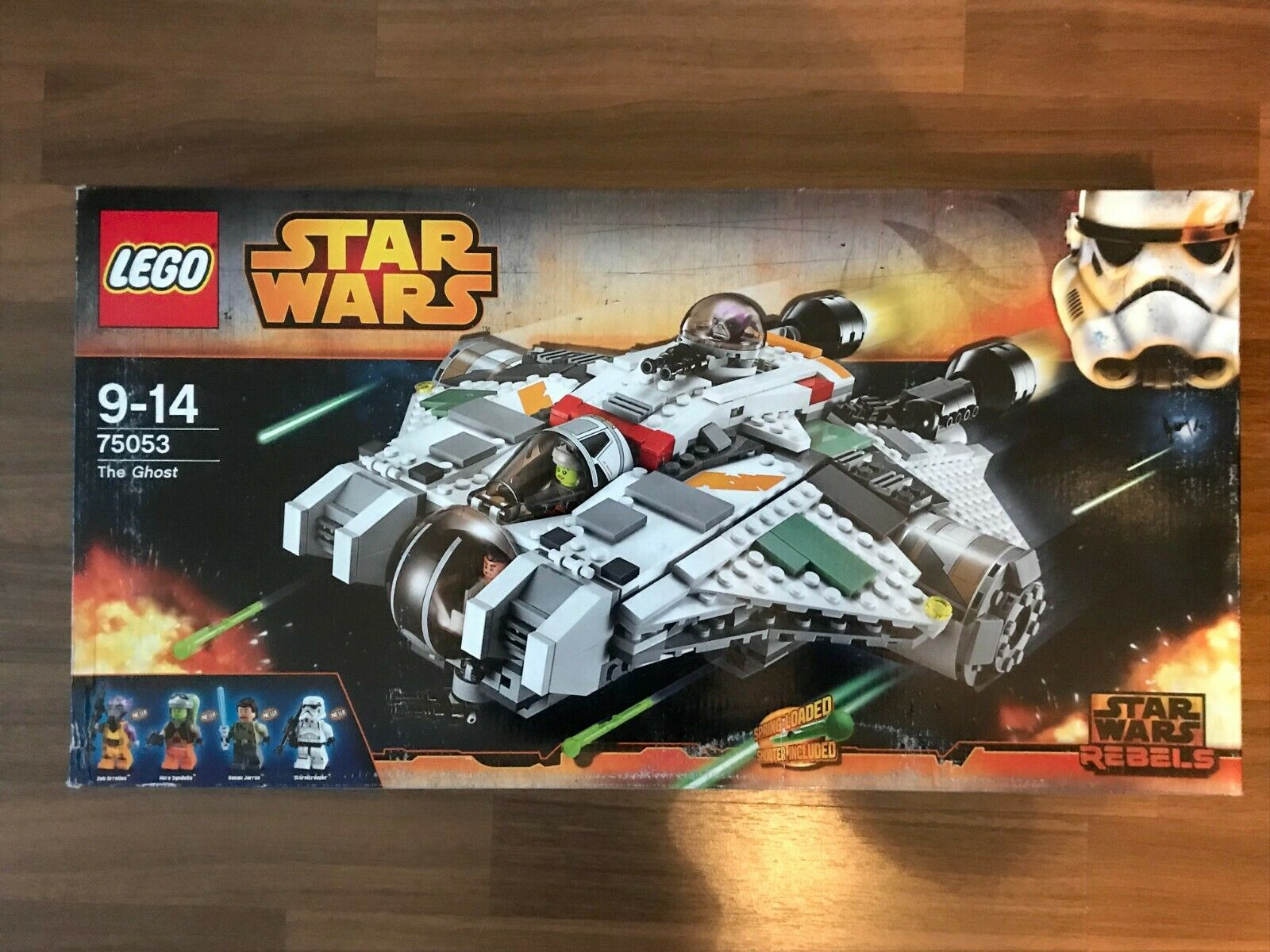 LEGO Star Wars 75053-The Ghost-NUOVO & OVP