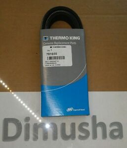 Details about Genuine New 78-1655 BELT ENGINE for Thermo King Tripac APU