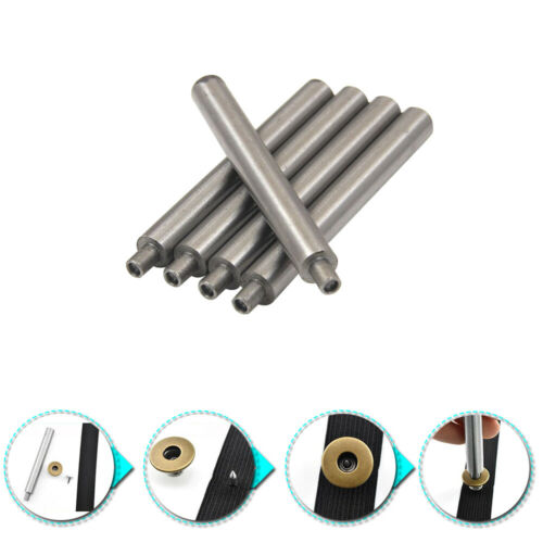 1pc Jeans Button Replacement Hand Tool for DIY Crafts Denim Snap Installation