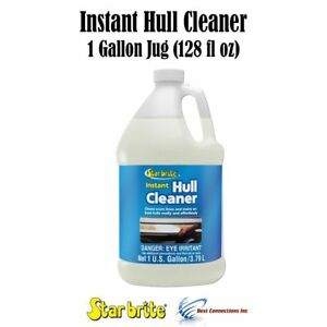 Star-Brite-Boat-Marine-Bottom-Hull-Cleaner-1-Gallon-Cleans-Scum-Lines-and-Stains