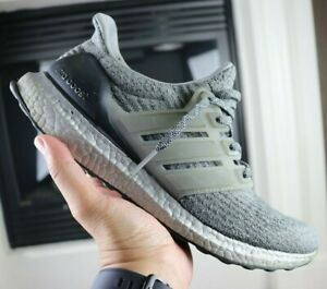 innovative design 83c2c cbd3a Details about Adidas Ultra Boost 3.0 Silver Pack BA8143 Superbowl Metallic  Men's 10.5