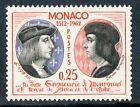 TIMBRE MONACO N° 576 ** LOUIS XII ROI DE FRANCE