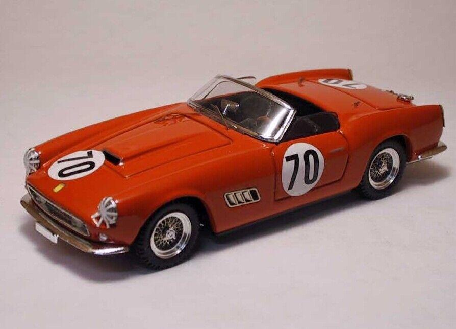 Ferrari 250 Spider California Sebring 1959 Ginther-Hively 1 43 ART 076