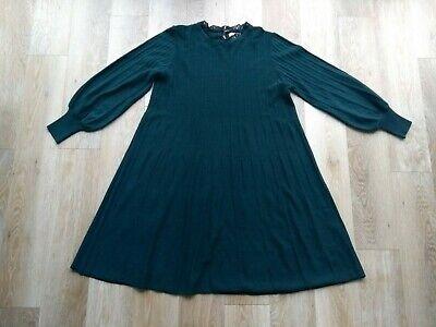 Monsoon Green Woollen Dress Bnwot Size Xl To Assure Years Of Trouble-Free Service