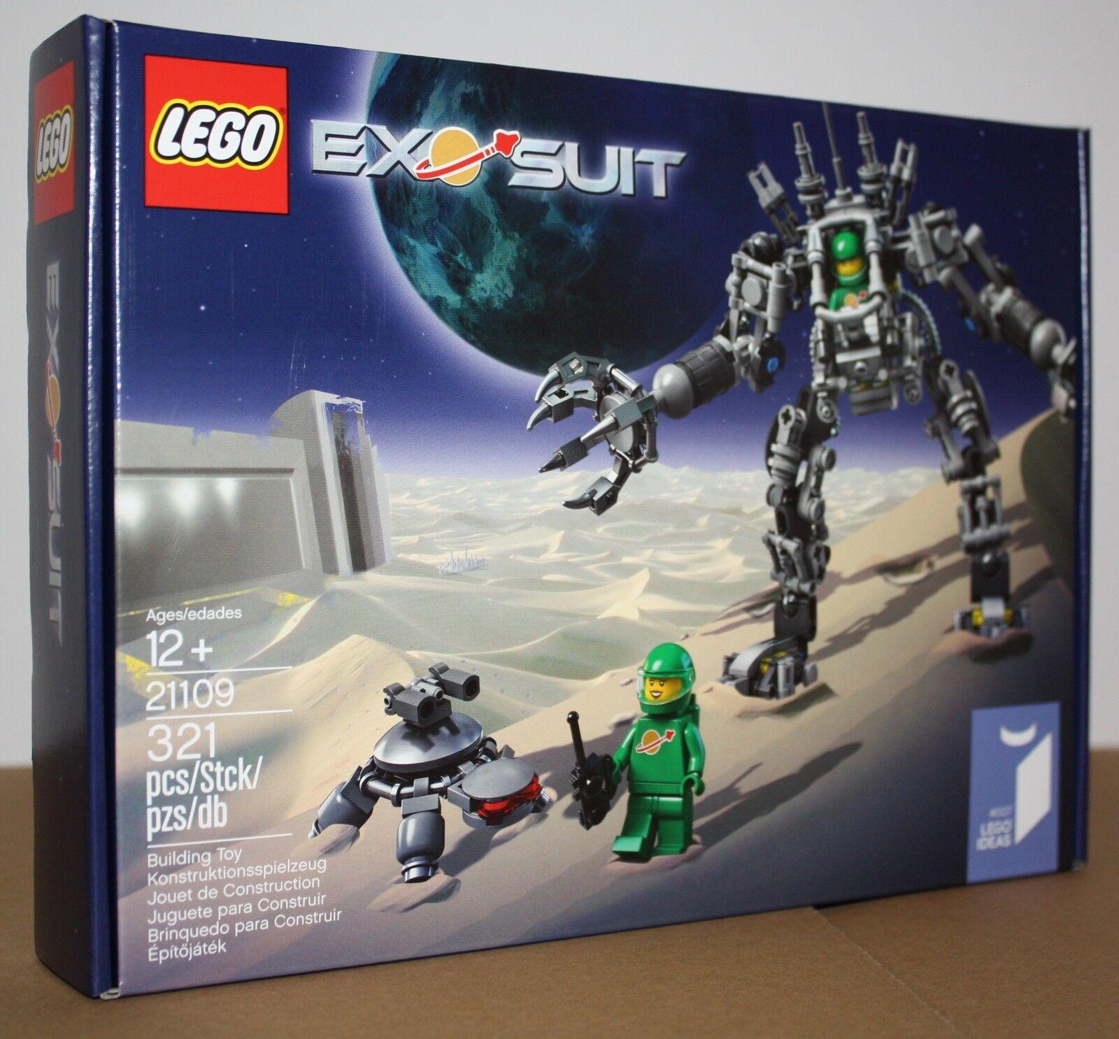 LEGO® IDEAS 21109 Exo Suit Neu & OVP    Ausreichende Versorgung
