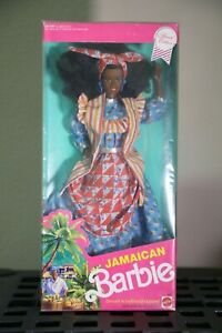 1992-Jamaican-Dolls-of-the-World-Barbie-North-America-Special-Edition-Mattel