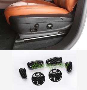 For Alfa Romeo Giulia 2017-2019 ABS Interior Car Electronic Handbrake cover Trim