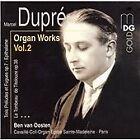Marcel Dupre - Marcel Dupré: Organ Works, Vol. 2 (2001)