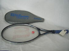 C4 Racchetta da tennis WILSON EUROPA ACE JR CON CUSTODIA NUOVO Grip 9