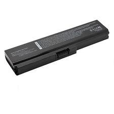 For Battery Toshiba Satellite C670D L310 L510 L600 L600D L630 L635 L640 L645 New