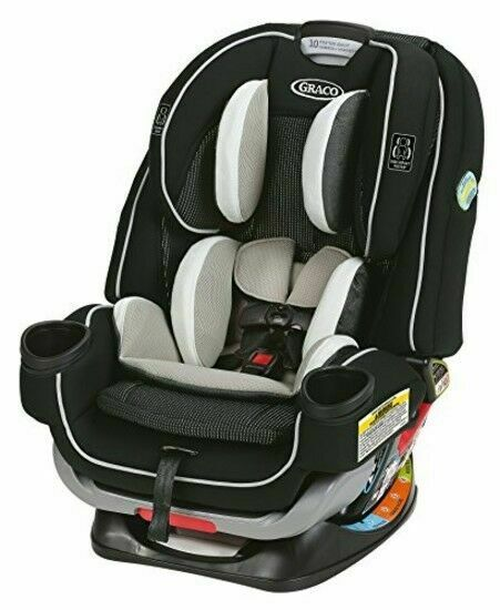 Matrix Baby Safety 3DAYSHIP Graco 4Ever 4-in-1 Convertible Car Seat