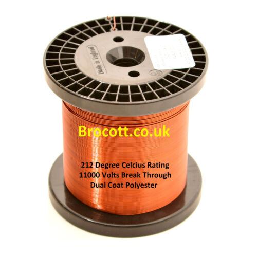 18AWG-émaillé copper winding wire magnet wire fil de bobine-bobine 1KG