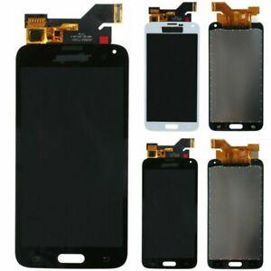 LCD Écran Tactile Numériseur + Outils Pour Samsung Galaxy S5 i9600 G900A/F/P/V