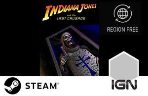 Indiana-Jones-und-der-letzte-Kreuzzug-PC-Steam-Download-Key-schnelle-Lieferung
