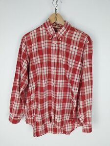 SCHOTT-Camicia-Shirt-Maglia-Chemise-Camisa-Hemd-Tg-M-Uomo-Man