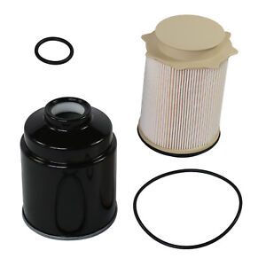 diesel fuel filter kit for 2013 2017 dodge ram 6 7l. Black Bedroom Furniture Sets. Home Design Ideas
