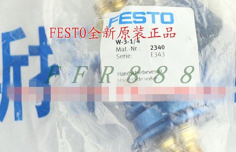 NEW FESTO W-3-1 4 2340