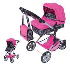 Bayer Design Puppenwagen Neo Pro 2in1 Kombipuppenwagen Kinderwagen Puppe NEU