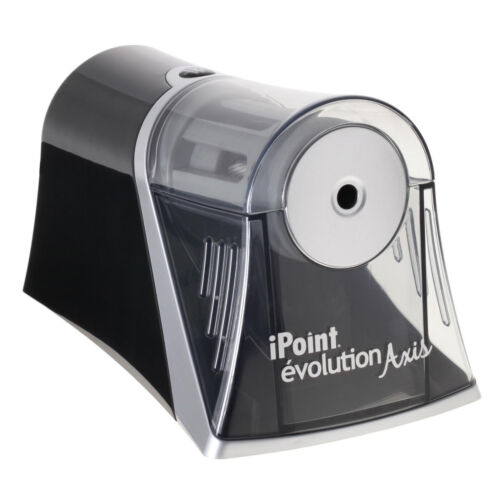 Bleistift Buntstift Anspitzer elektrisch 230V betrieben iPoint evolution Axis