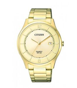 CITIZEN-BD0043-83P-gold-elegant-Mens-Watch-WR50m-NEW-RRP-225-00