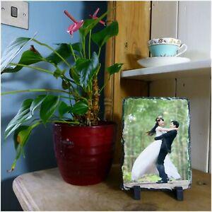 Photo-Print-Personalised-Custom-Original-Slate-FREE-Post