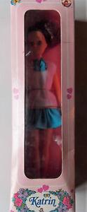 Emb.orig 1980er Años Katrin Vintage Wenco Wentoys Muñeca De Moda