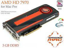  AMD HD 7970 tout Apple Mac Pro,  3GB Ram, 5 Gt/s GPU @925Mhz , 4k Metal >7950