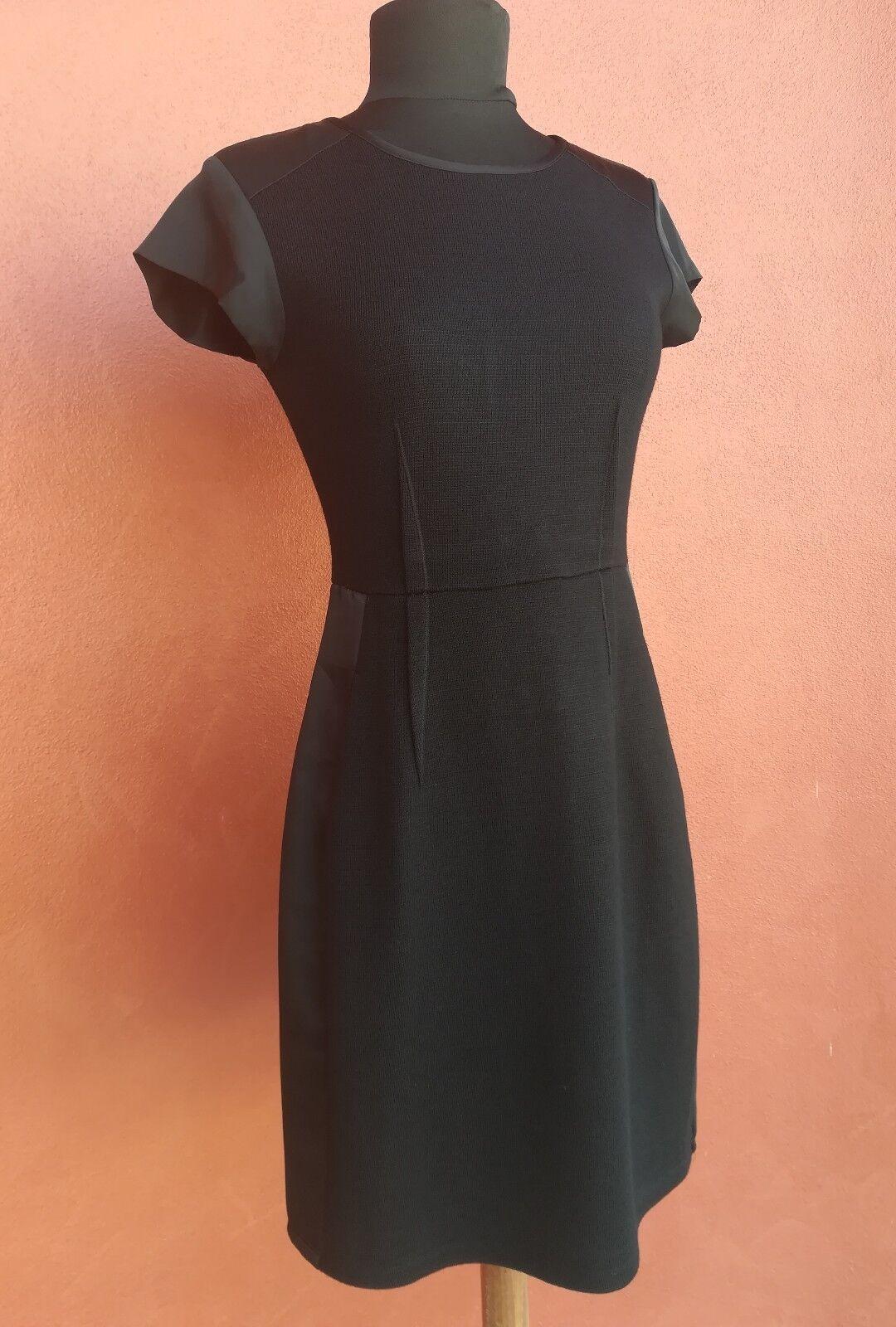Kleid Marella Wollmischung Schwarz Modell Tallio GR. S