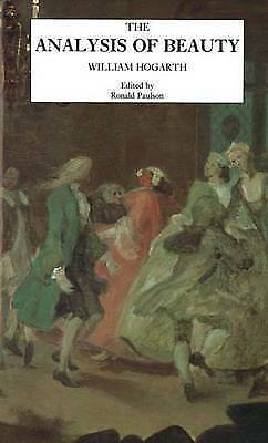 The Analysis of Beauty (The Paul Mellon Centre for Studies in British Art) by H