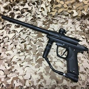 USED-Azodin-Kaos-2-Semi-Automatic-Mechanical-Paintball-Gun-Marker-Black