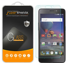 Supershieldz Tempered Glass Screen Protector Saver Shield For ZTE Avid Trio