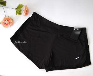 NWT-Nike-Classic-Sporty-Swim-Shorts-BLACK-MSRP-50