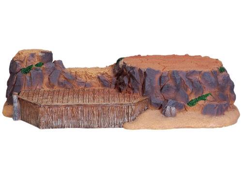 LEMAX ROCKS /& DOCKS DISPLAY PLATFORM Weihnachtsdorf Modellbau Landschaftsbau