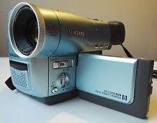 Samsung VP-L530B Video camera 8 8mm Hi8 Hi-8 Tape PAL analogue Camcorder extras