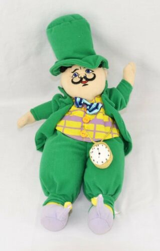 The Wizard of Oz Mayor Plush Doll Nanco Sugar Loaf Collectible Character