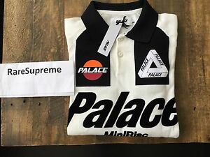41c532cf0bf6 Palace knit palazzo Black White 17ss Size Small box - Tri ferg Logo ...
