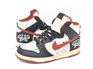2006 Nike Dunk High Lucha Libre   eBay