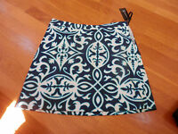 Inc International Concepts Multi Color Skirt 6 Petite