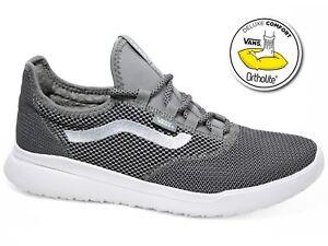 Laufschuh Cerus Zu Gray White Grau Frost Sneaker Weiß Mesh Details Va3mthq2j Vans Lite kuOPXZTi