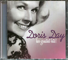 DORIS DAY HER GREATEST HITS! CD - SECRET LOVE, TUNNEL OF LOVE & MORE