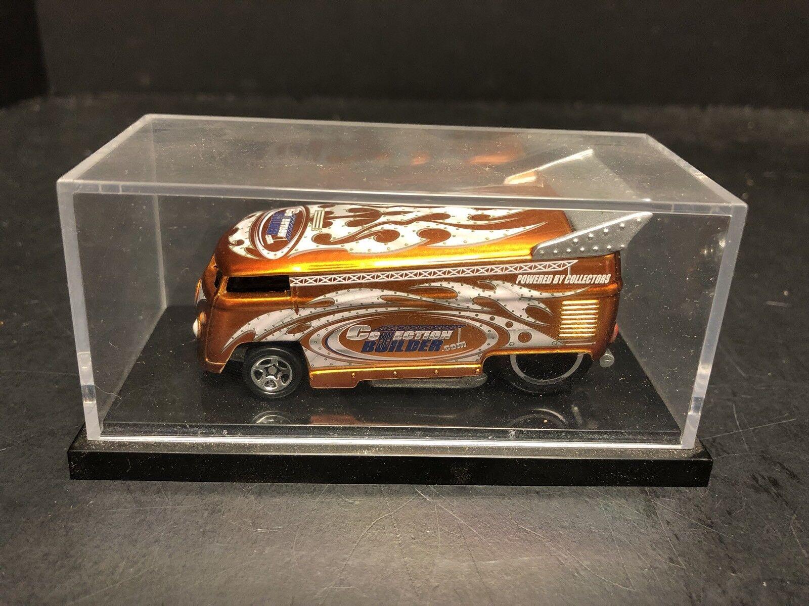 Hot Wheels Liberty Promotions VW Drag Bus Collectionbuilder Collectionbuilder Collectionbuilder  1031 1300 CC0157 8465a6