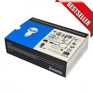 SainSmart-New-RFID-Master-Kit-with-Motor-Relay-LCD-Servo-for-Arduino-AU-Shipping
