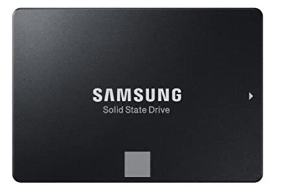Samsung - 860 EVO 1TB Internal SATA Solid State Drive. Buy it now for 101.00