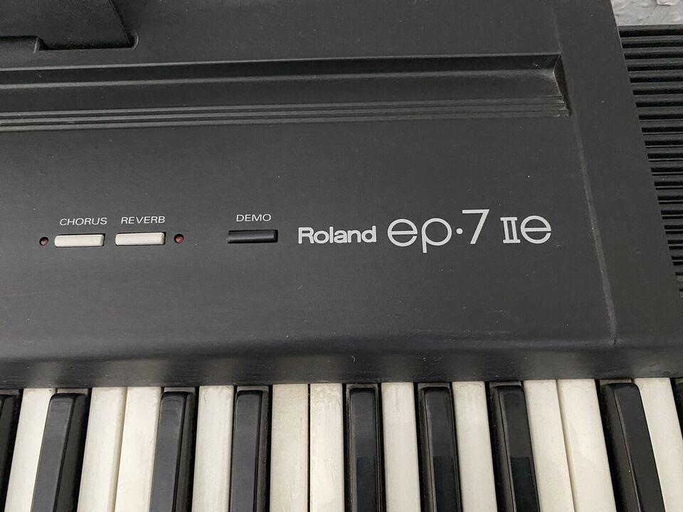 Elorgel, Roland Ep-7e